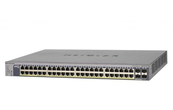 Netgear 52 Port PoE+ Managed Switch 1