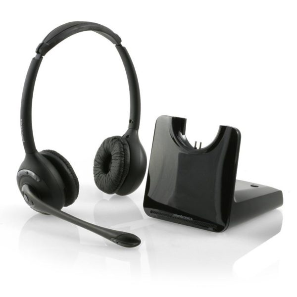 Plantronics CS520 Wireless Headset 1