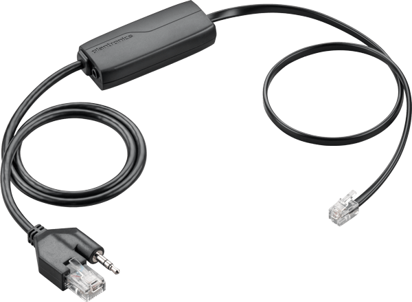 Plantronics PLGEHS80 - Wireless Headset EHS Adapter 1
