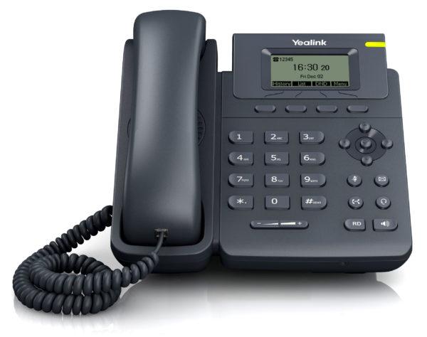 Yealink T19P E2 IP Phone 1