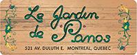 Jardin de Panos Logo