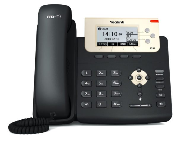 Yealink T23P IP Phone 1
