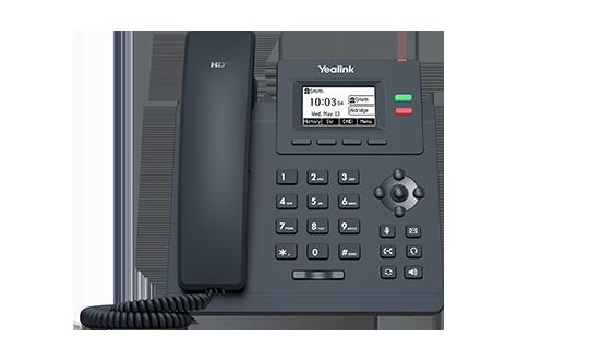 Téléphone IP Yealink T31G 1