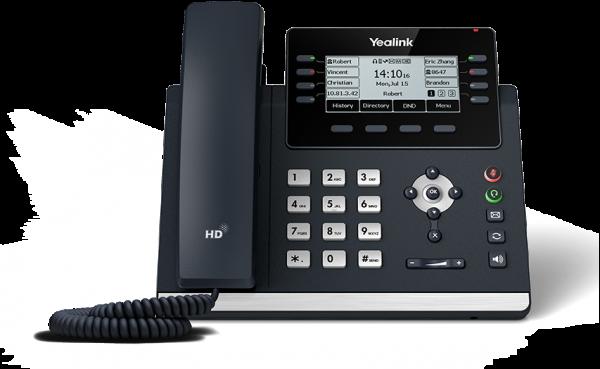 Yealink T43U IP Phone 1